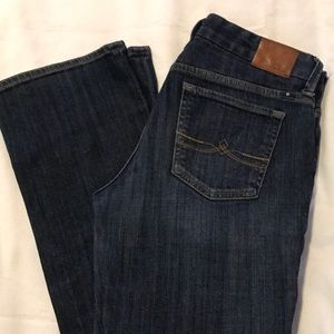 Gently Used Lucky Jeans 6/28 bootcut